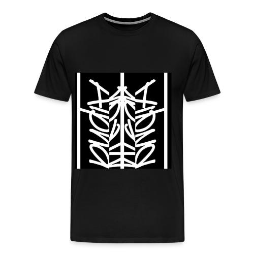 Alpha Boar - Men's Premium T-Shirt