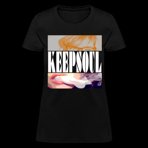 Women's Keepsoul T - Women's T-Shirt