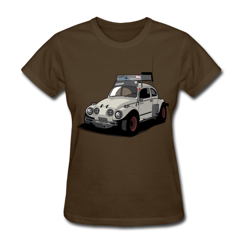 Baja Bug - Women's T-Shirt