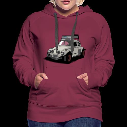 Baja Bug - Women's Premium Hoodie