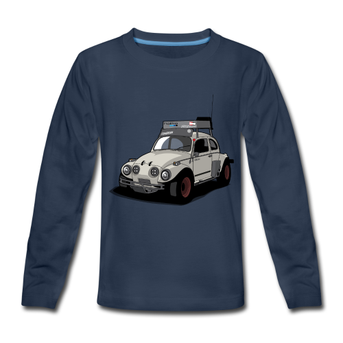 Baja Bug - Kids' Premium Long Sleeve T-Shirt