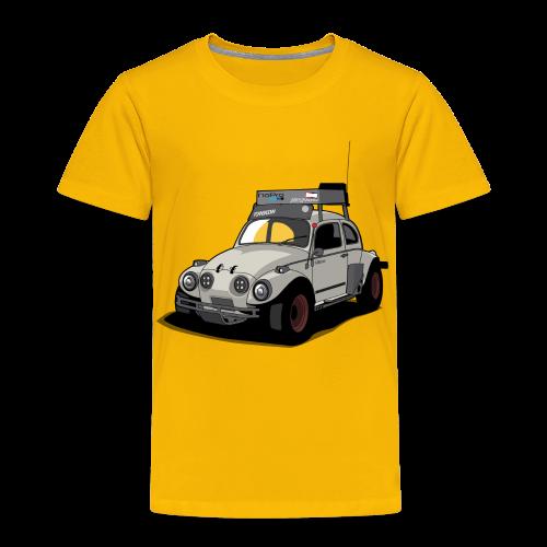 Baja Bug - Toddler Premium T-Shirt