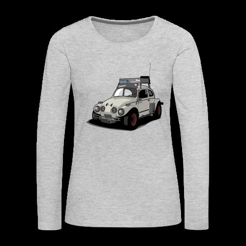 Baja Bug - Women's Premium Long Sleeve T-Shirt
