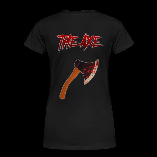 T-Shirt The Axe Femme - Women's Premium T-Shirt