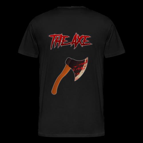T-Shirt The Axe Homme - Men's Premium T-Shirt