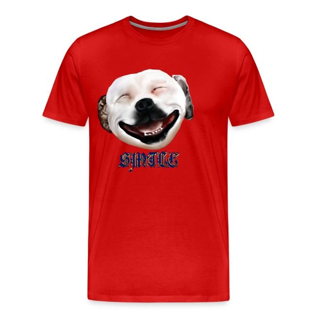 Pit Bull Smile-Brightest
