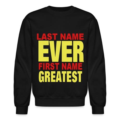 Taxi 9's - Crewneck Sweatshirt