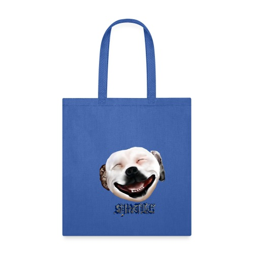 Pit Bull Smile-Brightest - Tote Bag