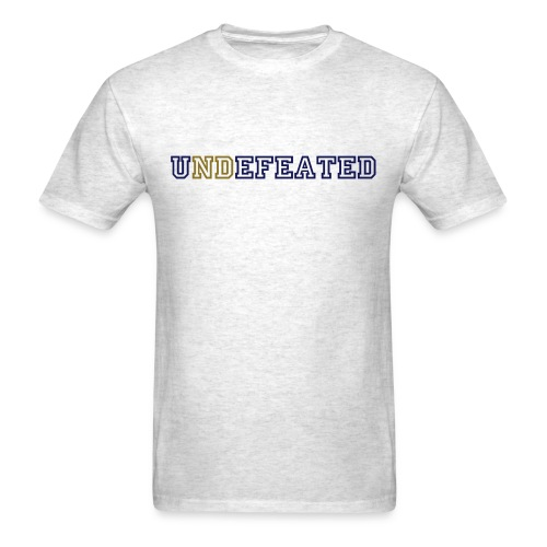 Men's undefeated long sleeved Tee - Men's T-Shirt