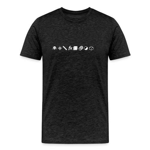 After Effects shibboleth - Men's Premium T-Shirt