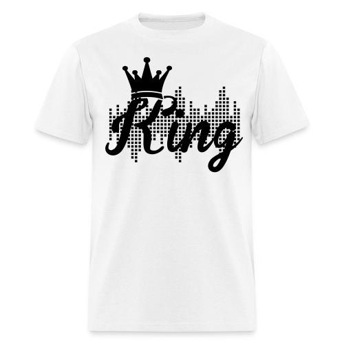 King Frequency 1 - Men's T-Shirt