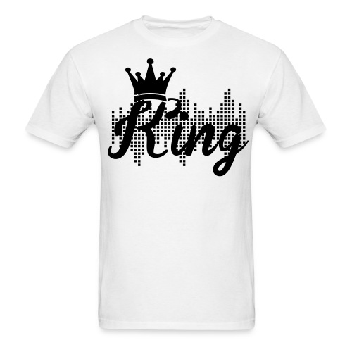 King Frequency 1 - Men's T-Shirt