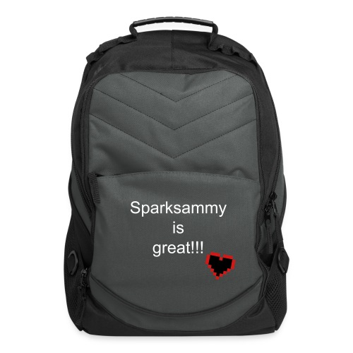 Sparksammy is great Backpack - Computer Backpack
