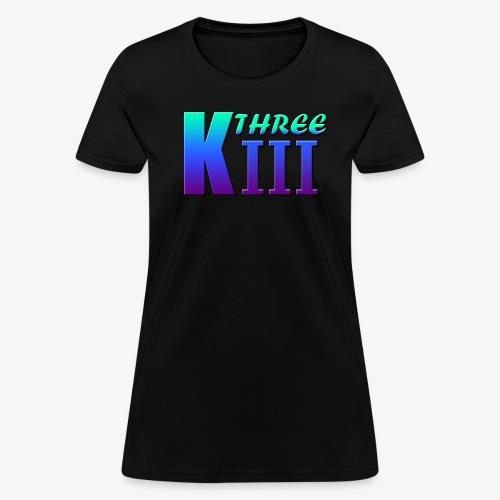 Color Logo Women's Tee - Women's T-Shirt