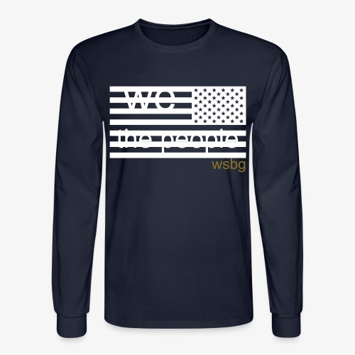 'we the people' - Men's Long Sleeve T-Shirt