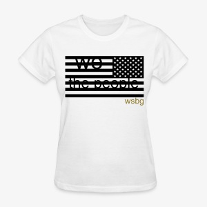 'we the people' - Women's T-Shirt