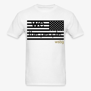 'we the people' - Men's T-Shirt