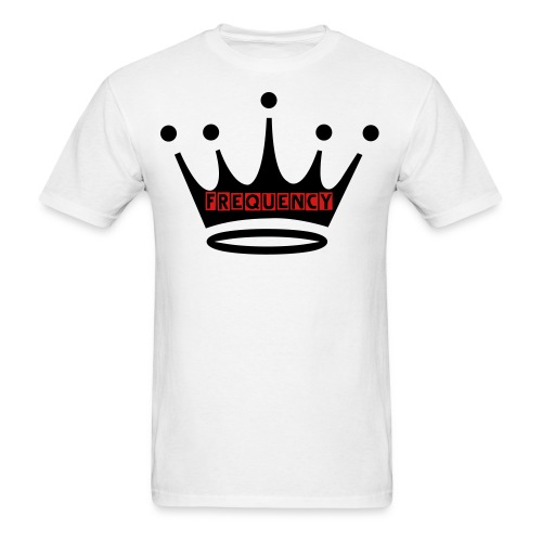 King Frequency 2 - Men's T-Shirt