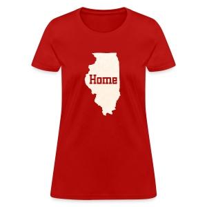 Illinois Home - Women's T-Shirt