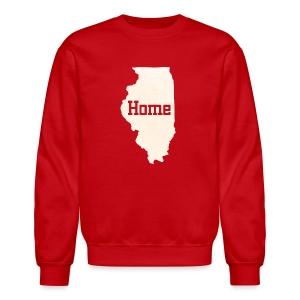 Illinois Home - Crewneck Sweatshirt