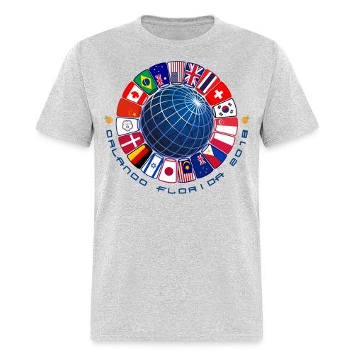 Sport Stacking - Orlando Florida - Men's T-Shirt
