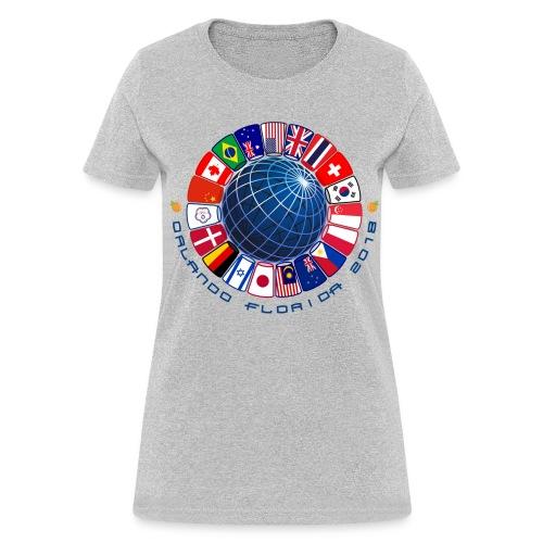 Sport Stacking - Orlando Florida  - Women's T-Shirt