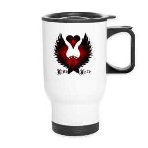 Live Free Travel Mug - Travel Mug