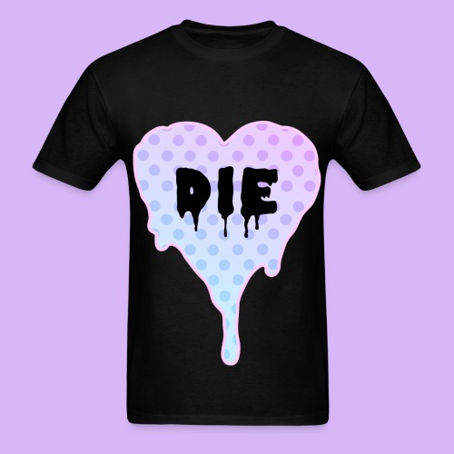 Die Heart Tee - Summer Limited - Men's T-Shirt