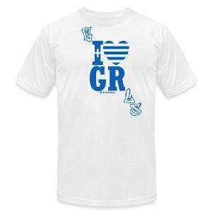 Trim Hellenic Fit - Men's Fine Jersey T-Shirt