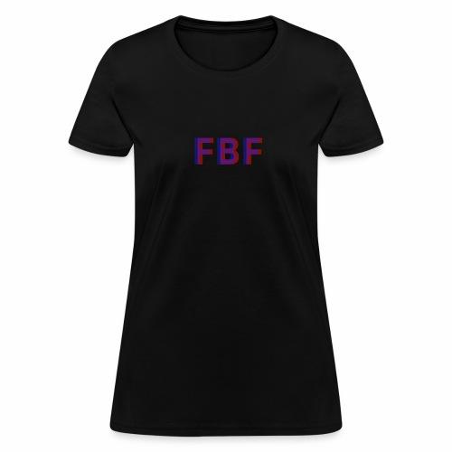 FBF Woman's Shirt - Women's T-Shirt