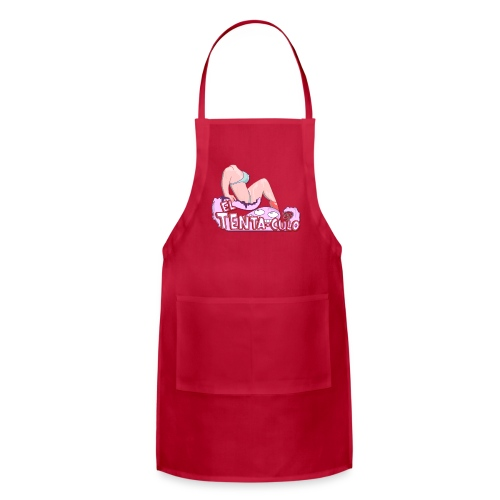 Mandil del Tenta_Culo - Adjustable Apron