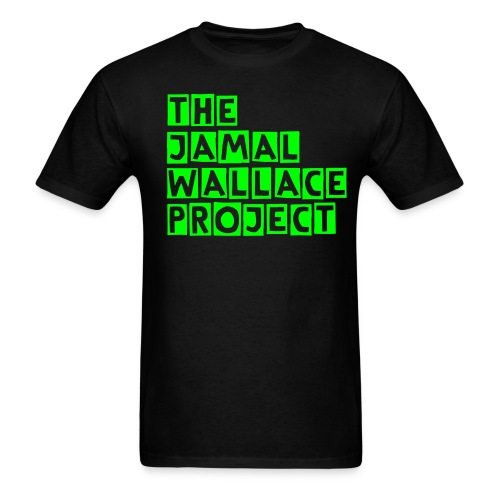 The Jamal Wallace Project - Men's T-Shirt