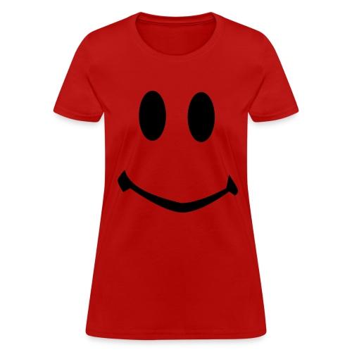 So happy! - Women's T-Shirt