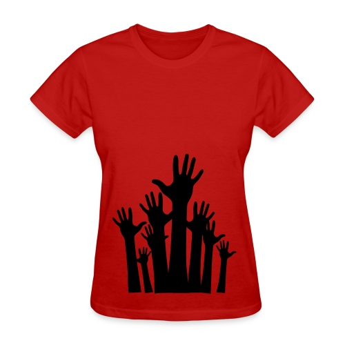 Reach for the sky - Women's T-Shirt