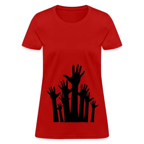 Reach for the sky - Women's T-Shirt