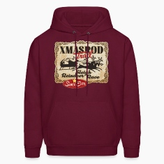 xmasrod_trail_ii Hoodies