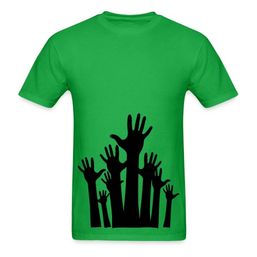 Reach for the sky - Men's T-Shirt