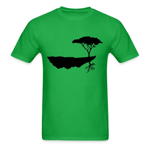 Island in the sky - Men's T-Shirt