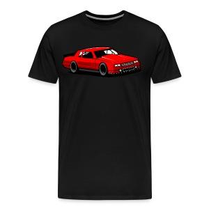 Chevy Monte Carlo Racing Car - Men's Premium T-Shirt