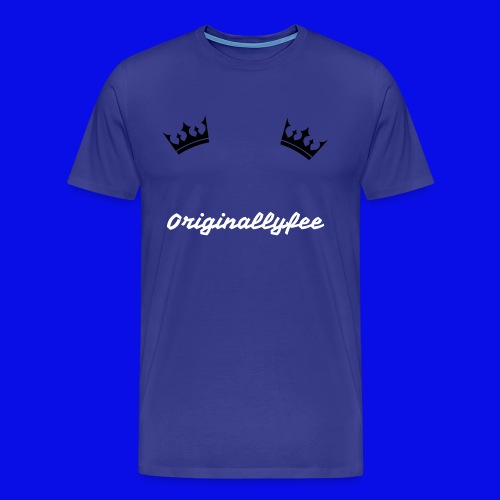 Crown Originallyfee Tee - Men's Premium T-Shirt