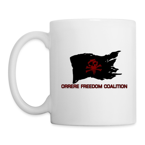The Code Mug: Orrere Freedom Coalition Edition - Coffee/Tea Mug