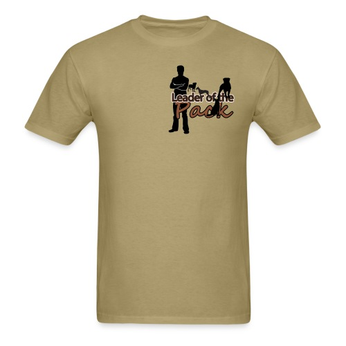 Leader of the Pack - Men's T-Shirt