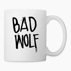 Doctor Who: Bad Wolf Mug