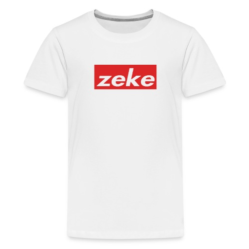 Zeke Youth Shirt - Kids' Premium T-Shirt