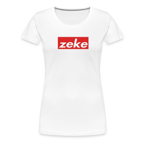 Zeke woman Shirt - Women's Premium T-Shirt