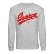 Long Sleeve Shirts ~ Crewneck Sweatshirt ~ Swerve - Crewneck