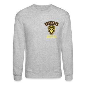 Beacon Hills Sheriff's Department (Small Logo) - Crew-neck - Crewneck Sweatshirt