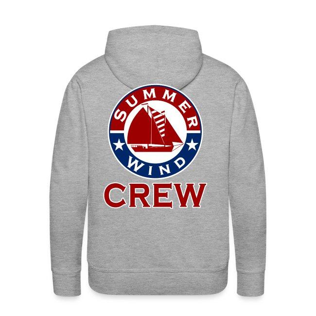 Summer Wind 2018 Crew hoodie