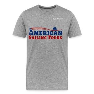 Captain's T 2018 - Men's Premium T-Shirt