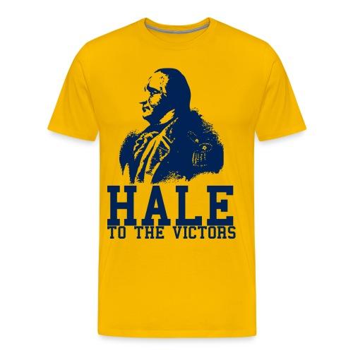 Hale to the Victors Men's T-Shirt - Men's Premium T-Shirt